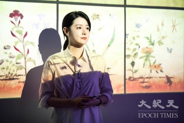 李英愛向來熱心公益,善行不落人後。(EMPEROR ENTERTAINMENT KOREA提供)