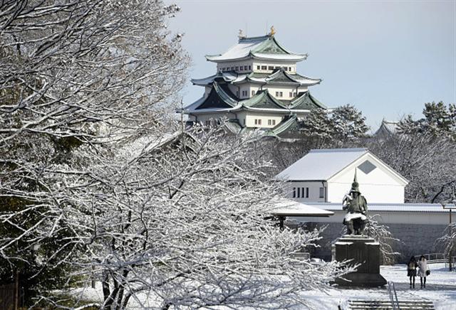 日本的科技非常發達,生活水準、服務設施也是世界一流,可是卻保留了從中國古時候學來的傳統文化。(Getty Images)