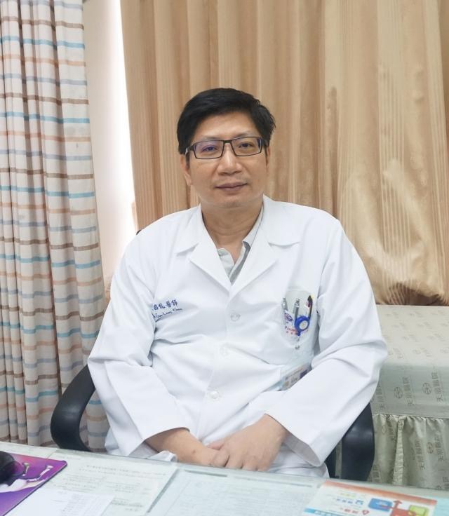 中壢天晟醫院神經內科陳國龍醫師。(中壢天晟醫院提供)