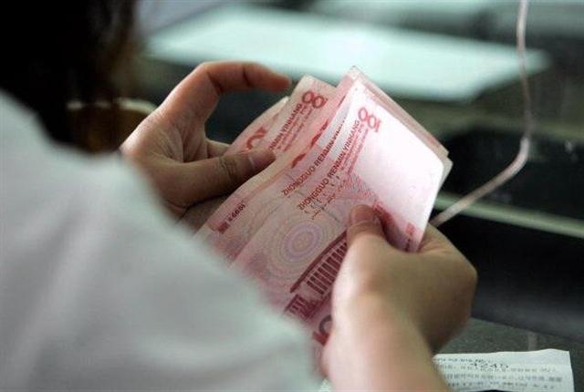 為什麼北京這麼擔心人民幣幣值呢?一個很重要的原因是,最近幾年中國經濟有一大隱憂,就是嚴重的資本外流。(大紀元資料圖)