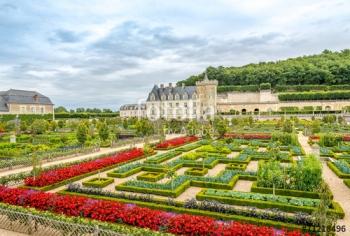 法國最美麗的花園城堡 維朗德里城堡(下)