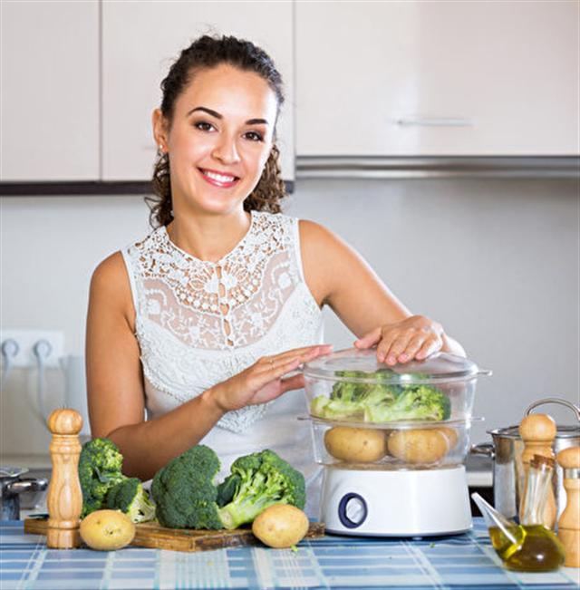 烹調方式正確的話,馬鈴薯會成為非常好的減重聖品。(Fotolia)