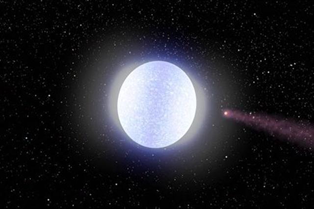 KELT-9b行星繞其恆星運轉一周的時間約為1.5個地球日。(Sci-news影片截圖)