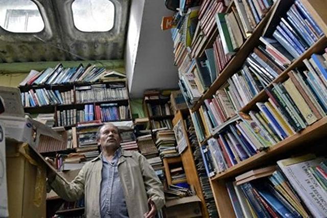 舊書,圖書館,窮人