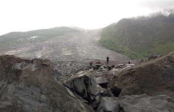 四川茂縣山體垮塌 全村百餘人被埋