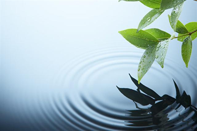 被人們普遍認為沒有生命的水,訊息對它的影響竟如此之大。(fotolia)