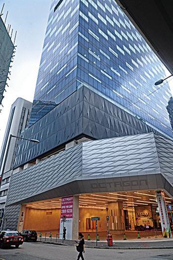 樂視爆出資金危機,創辦人賈躍亭資產凍結並辭任董事長一職,香港樂視也傳出裁員消息。圖為樂視位於荃灣的總部。( 宋祥龍/大紀元)