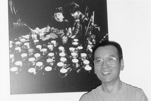 【快訊】劉曉波患肝癌不治身亡