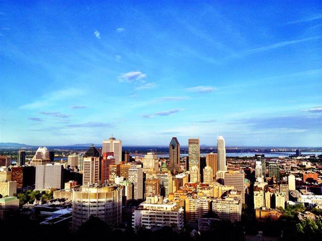 天慧移民-加拿大魁北克省最大城市蒙特婁