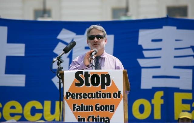 「自由之家」副總裁: 法輪功學員在改變中國