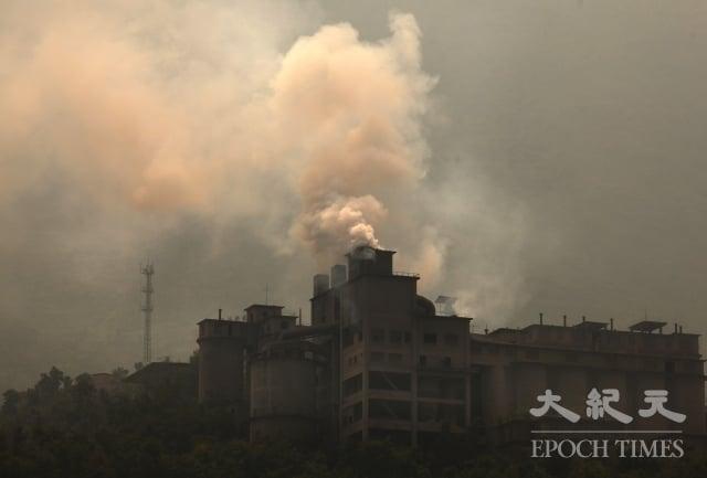 中共出口汙染  卻想當氣候領袖