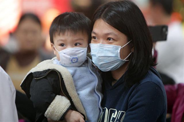 香港於5月中進入夏季流感期,5月初至8月初,流感已造成307人死亡,超過2003年SARS的死亡人數。(示意圖)(中央社資料照)