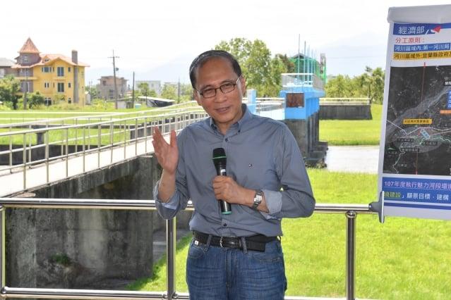 行政院長林全11日表示,枯水期政策並不是目前台水政策,也不是政府的政策,不必過度擔憂。(行政院提供)