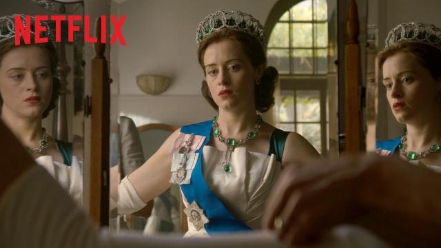 《王冠》第二季劇照。(Netflix提供)