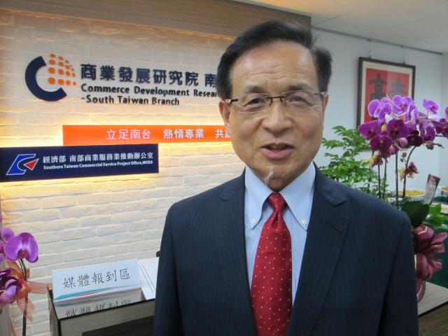 前立委許添財昨(17)日受訪表示,台灣不能走回核電老路。(中央社)