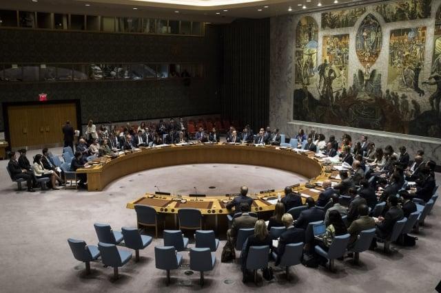 聯合國安理會11日無異議通過對北韓最嚴厲的一輪制裁。(Getty Images)