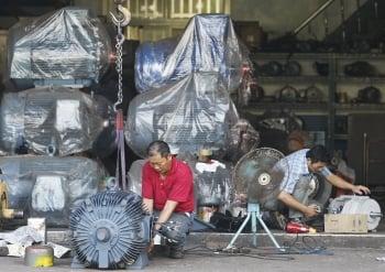 製造景氣看回不回 台經院: 台灣經濟成長存隱憂