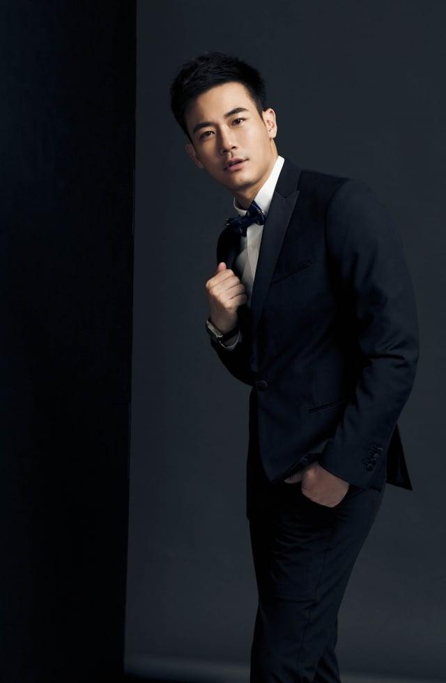 雙語主播劉傑中首次主持金馬星光,既緊張又興奮。