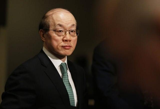中國駐聯合國大使劉結一未來可望接替張志軍掌國務院台灣事務辦公室(國台辦)。(AFP)