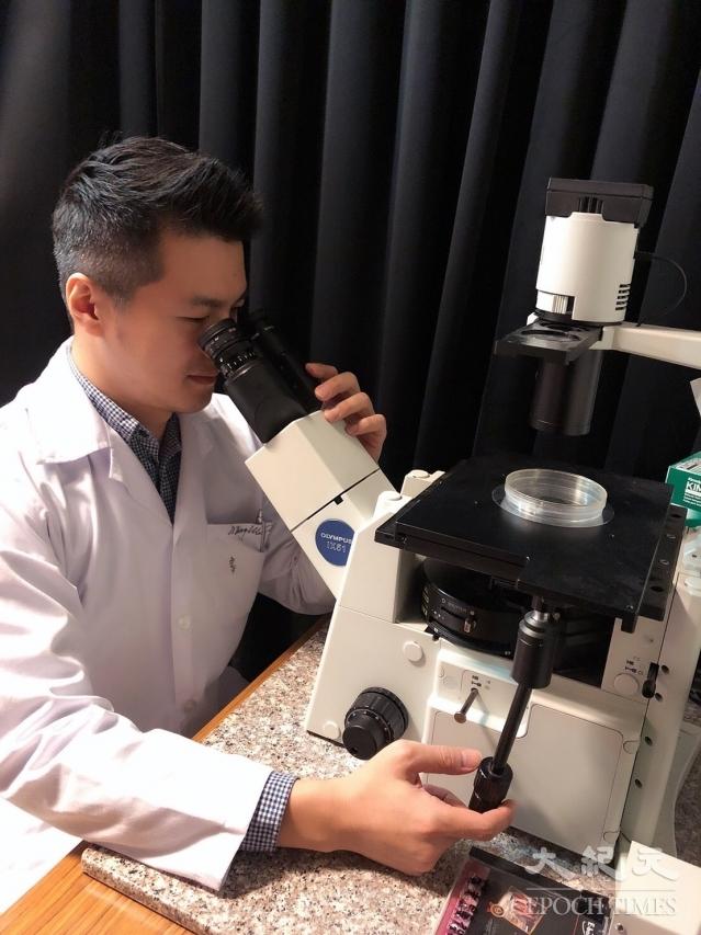 招名威教授獲美國毒理學家認證。
