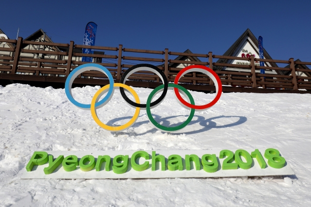 2018年冬季奧運將在韓國平昌舉行。(Getty Images)