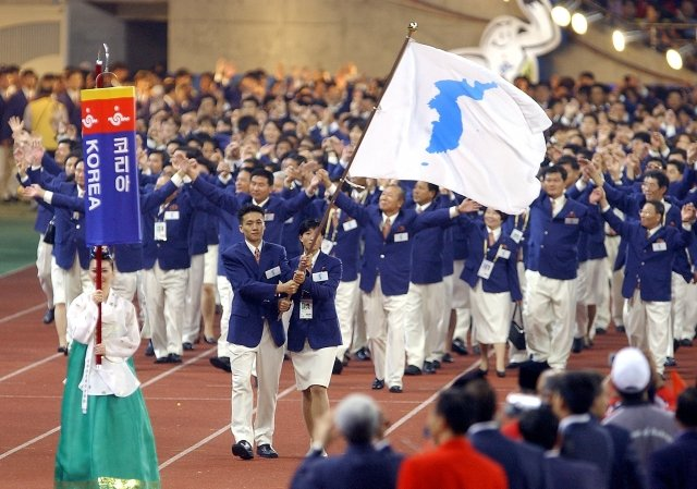 兩韓共組參賽團 韓國人:荒謬