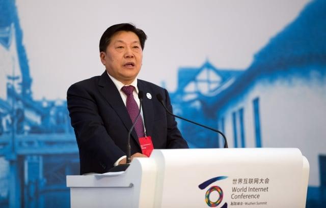 前中共中央網信辦主任魯煒因「政治問題與經濟問題相互交織」特別嚴重,予以「雙開」。(Getty Images)