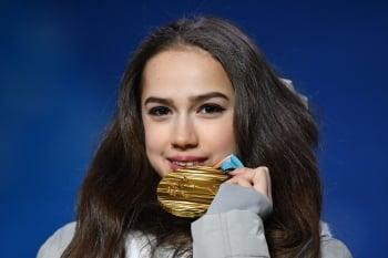 平昌冬奧/15歲少女花滑封后 俄羅斯奪首金