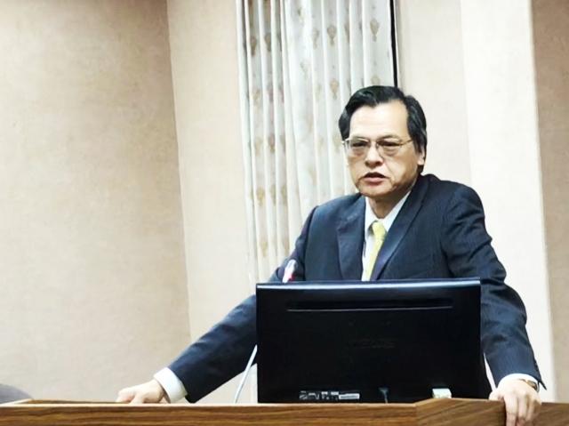 陸委會/新主委陳明通  學者:小英拋善意