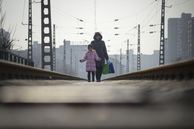 學者指出,未來中國經濟風險是五五波,取決於習近平的改革如何進行。(Getty Images)