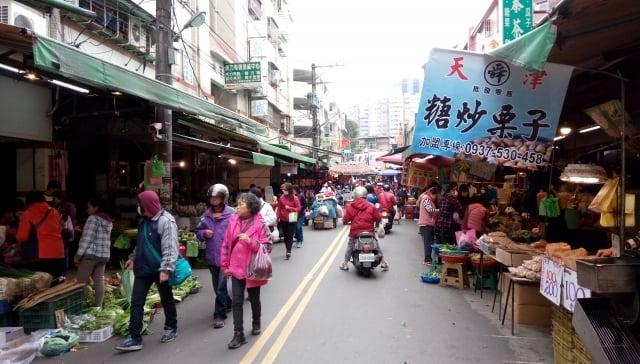 菜市場。(三川/攝影)