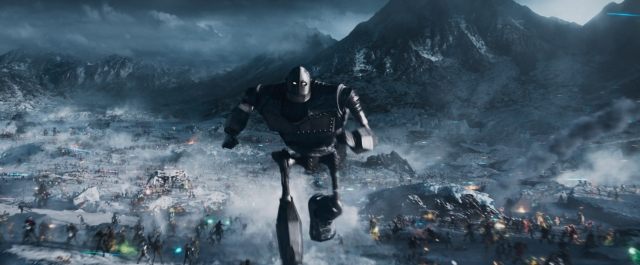 《一級玩家》活用其他電影的元素,如超人克拉克.肯特、金剛等,甚至還包含日本動漫的彩蛋。(華納兄弟提供)
