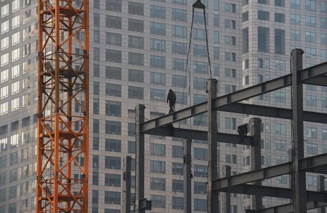 分析指出,日漸收緊的信貸是導致中國房價下跌的重要因素。(Getty Images)