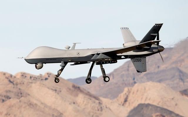 川普促軍售 放寬武裝無人機外銷