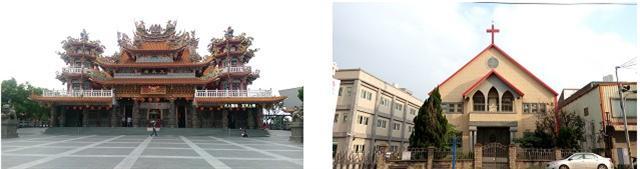 寺廟或教堂。(三川/攝影)