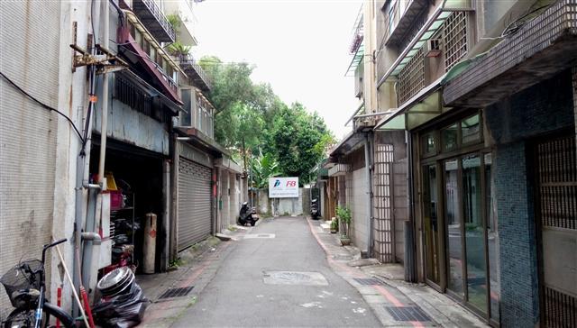 10.无尾巷。(三川/摄影)