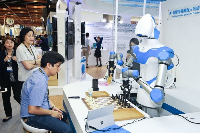台北國際電腦展SmarTEX特展聚焦IoT創新應用。(電腦公會提供)