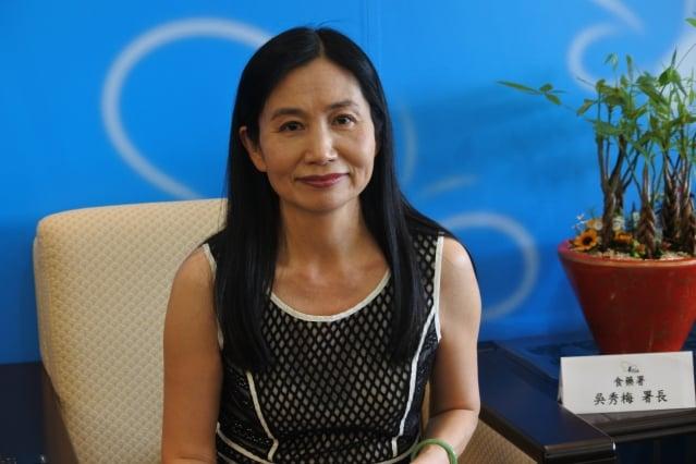 衛福部食藥署長吳秀梅7日下午親自宣布,台灣成為國際醫藥法規協和會(ICH)的會員。(食藥署提供)