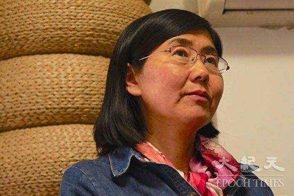 被稱作「中國最勇敢的女律師」的王宇,自己和家庭都歷經中共的迫害和株連。(大紀元資料照)
