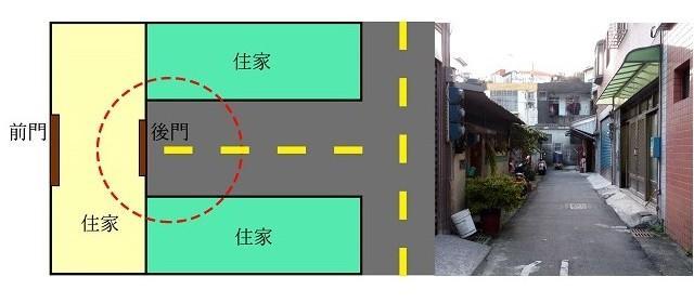 9.冲背煞。(三川/摄影)