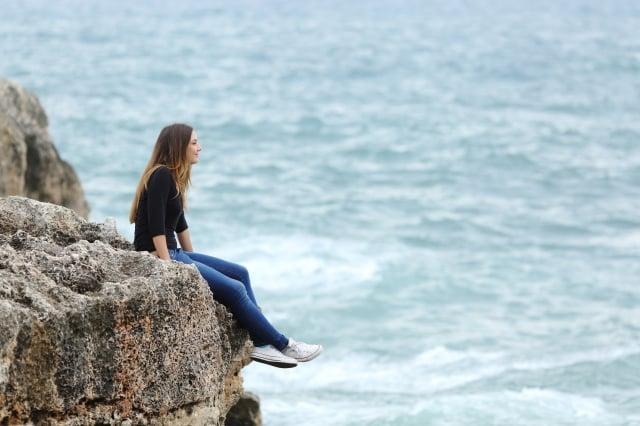 當你決定原諒別人的那一刻,你就在放飛自己的心。(Fotolia)