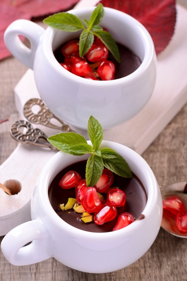 巧克力含有化學物質─ ─大麻素,這種由大腦產生的神經遞質可以暫時抑制疼痛和憂鬱。(Fotolia)