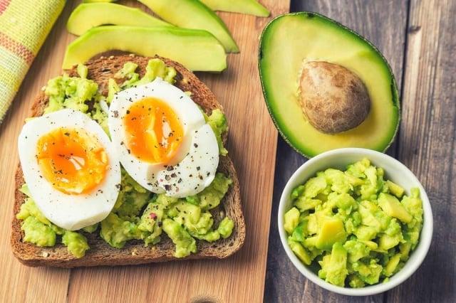 酪梨可提供近20種基本的營養物質。(Fotolia)