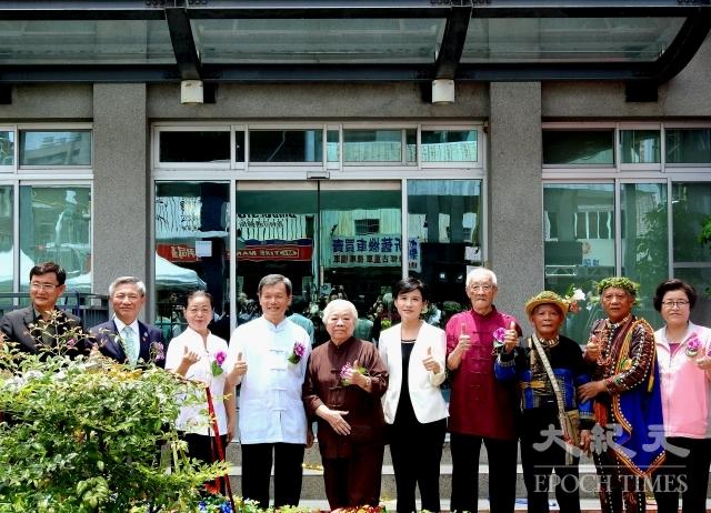 文化部率先推動由「台中文創園區」轉型為「文資園區」,7月30日由文化部長鄭麗君主持揭牌典禮。