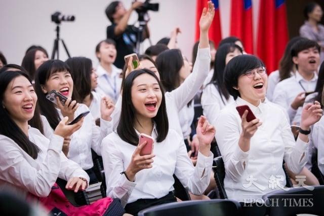 台灣外交女力崛起 NGO婦權與國際接軌