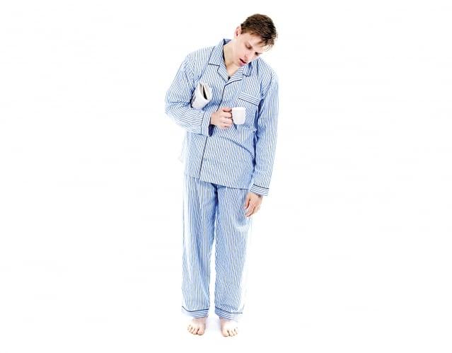 對於嗜睡問題充滿迷思,通常經過專業的紓壓訓練及調整作息後,嗜睡現象就 會有明顯的改善。(123RF)