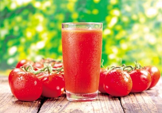 科學家發表的一份研究報告顯示,番茄汁可以幫助Ⅱ型糖尿病患者抵禦能使病情複雜化的心臟問題。(Fotolia)