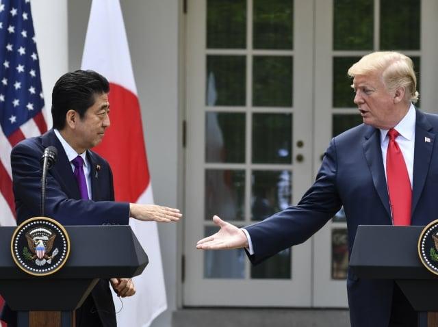 美日貿易談判 日考慮降農產關稅