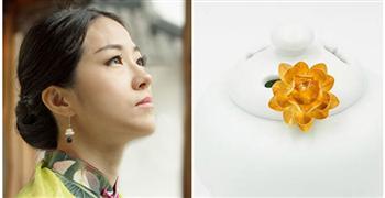 【影片】弘揚傳統文化 紐約華裔珠寶設計師用心打造「純淨之蓮」
