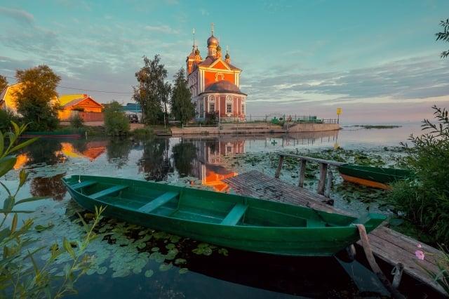 普列謝耶沃湖。 (Fotolia )